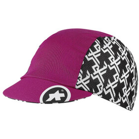 assos GT Cap midnight purple